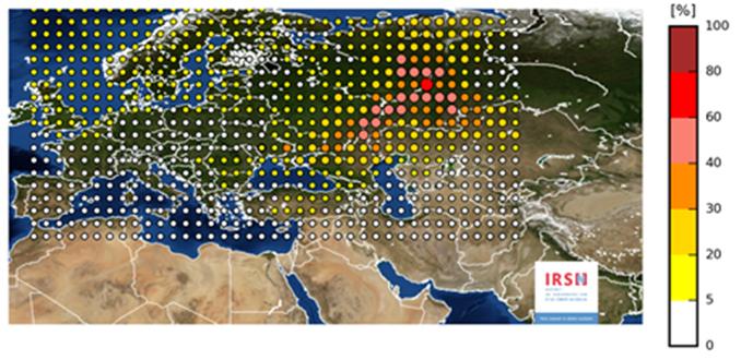 Accident radiologique en Russie révélé par l'IRSN : quelles informations en sources ouvertes ?